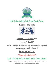 2015 Sault Golf Club Food Bank Drive-page-001